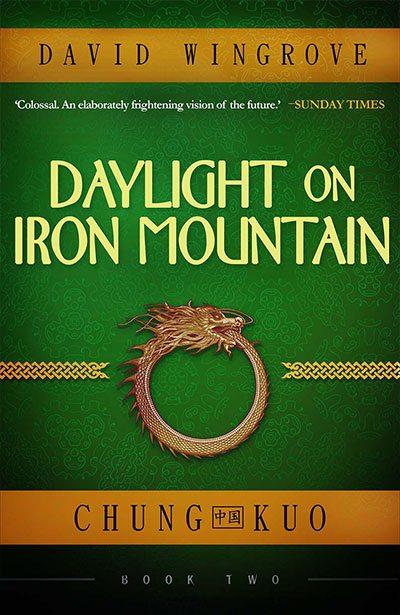 Daylight on Iron Mountain